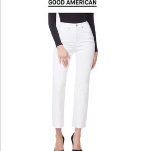 Good American Good Curve 4/27 Jeans